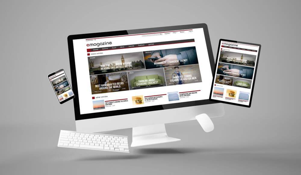 ترندهای طراحی سایت